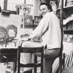 Joan Eardley RSA, Andrew, 1955