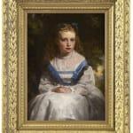Alexander Johnston, Girl in blue ribbons