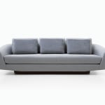 Holly Hunt, OPEN ARMS SOFA