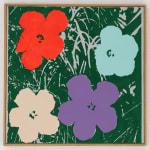 Richard Pettibone, Andy Warhol - Flowers 1964, 1970