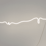Annesta Le, Untitled (Cool White), 2013