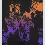 Lionel Cruet, Fractured Light (Sunset), 2014