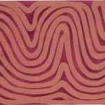 Sol Lewitt, Parallel Curves (Red) , 2000