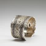 LaKota Scott, Coral Root and Peridot Earrings, 2019