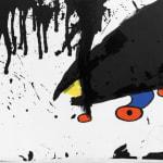 Joan Miró, La ruisselante lunaire, 1976
