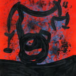 Joan Miró, Equilibre sur l'Horizon, 1969