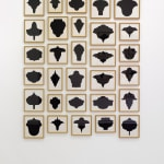 Allan McCollum, Collection of Ninety Drawings, 1988/90