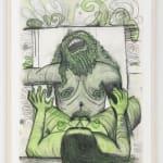 Carroll Dunham, Untitled, 2021