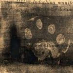 Amelia Toledo, Panther's Paw Print, 1975