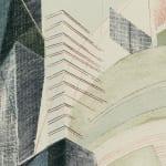 Andrew Mackenzie, River Print 1, 2013