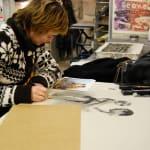 Kirsty Whiten, Horsebreaker with Colt, 2009