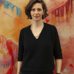 Portrait of artist Jessica Rankin, 2020