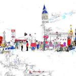 Laura Jordan , Zone I Part II London