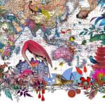 Kristjana S Williams , World In The Clouds Skyline