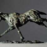 Jane Shaw, 'Wild' - Head of a Horse