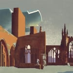 Paul Catherall, 'Sent From Coventry' Exhibition Poster, 2021