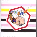 Roee Rosen, Preparatory Sketch #33 for Vladimir's Night, 2011-12