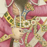 Portrait of Fath 'Ali Shah Wearing from the William Fraser Collection India, Delhi, c. 1815 -1820