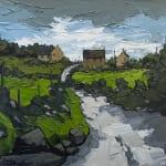 Peter Morgan, Wood moor cottage, 2021