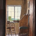 Painting of a room