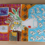 Paul Binks, Lemons, Flowers & Matisse, 2020