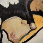 Sam Hamper, Freedom under falling leaves, 2020