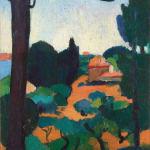 Paysage à Cassis