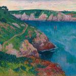 Henry Moret, Port en Bretagne, 1910