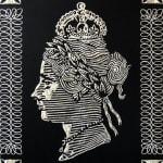 Ann Carrington, Pearly Queen of Threadneedle Street