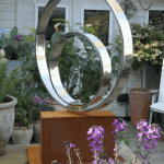 Tom Hiscocks Two Circles Sculpture