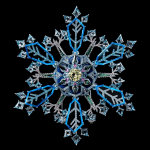 The Snowflake by Wallace Chan 2