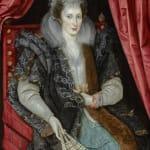 Lady Mary Neville, née Sackville (1584 – c.1613)