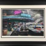 JJ Adams, Mel's Diner, 2018