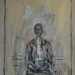 John Myatt, Portrait of Annette - original, 2009