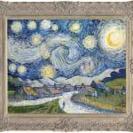 John Myatt, Starry Night , 2008
