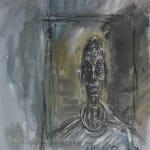 John Myatt, Bust portrait Diego Giacometti - original, 2003