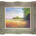 John Myatt, Oatfields near Giverny - Original, 2006