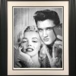 JJ Adams, Elvis & Marilyn Photobooth, 2019