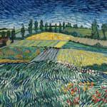 John Myatt, Wheatfields - original, 2008