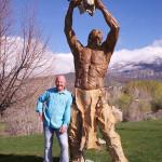 Greg Woodard, Big Medicine, Heroic Edition