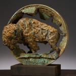 Greg Woodard, Buffalo Nickel (State II)