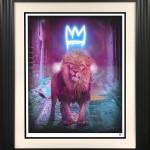 JJ Adams, King of The (Urban) Jungle - Pink, 2021