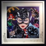 Marie Louise Wrightson, Catwoman Batman Returns, 2019