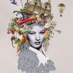 Maria Rivans, Ellise - Veronica Lake Original, 2020