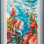 Kerry Darlington, The Little Mermaid , 2015