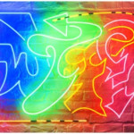 Courty Neon Art, What The F**k?