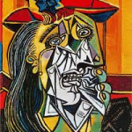 Peter Osborne, Picasso - The Weeping Woman, 2017