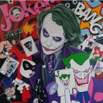 Marie Louise Wrightson, The Joker, 2019