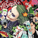 Marie Louise Wrightson, Why So Serious - The Joker, 2020