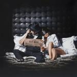 Richard Blunt, For Love Or Money, 2018